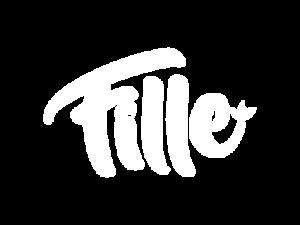 white fille logo